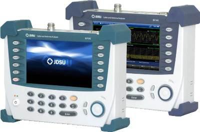 Анализатор АФУ JD723C в диапазоне 100 МГц - 2700 МГц на складе
