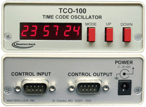 Генератор кодов времени TCO100