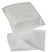 Безворсовые салфетки в упаковке Sticklers® Benchtop CleanWipes™ Flat Pack Optical Wipes (1х50 шт.) MCC-WF44